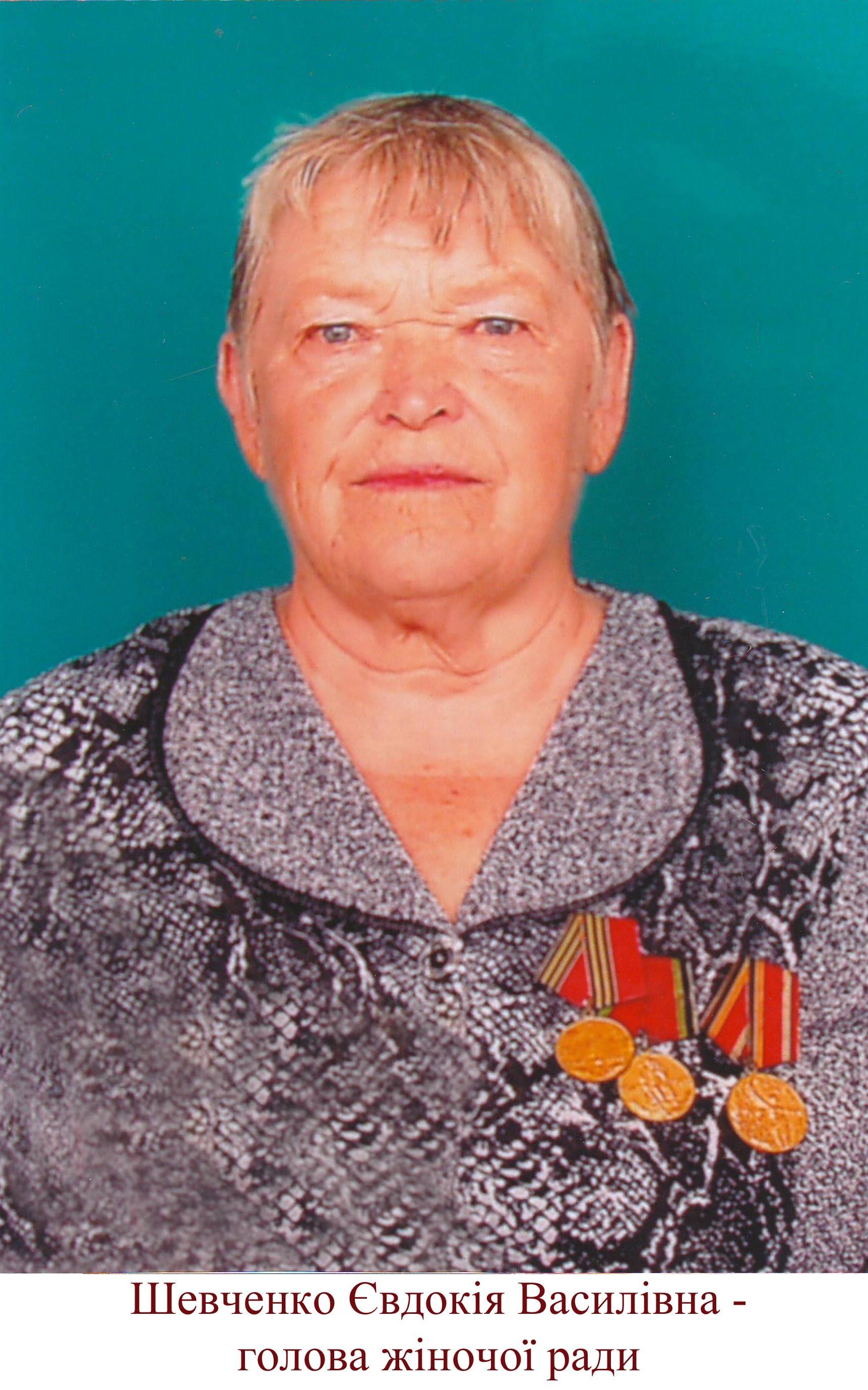 Шевченко Є В